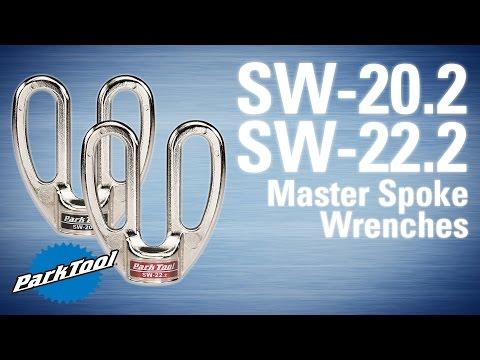 PARK BIKE BICYCLE SW-22 SPOKE WRENCH NEW
