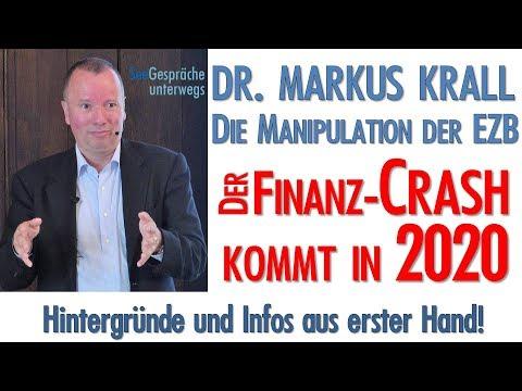 Dr. Markus Krall - Der Finanzcrash kommt 2020 - Warnung und Rettungstipps vom Bestsellerautor