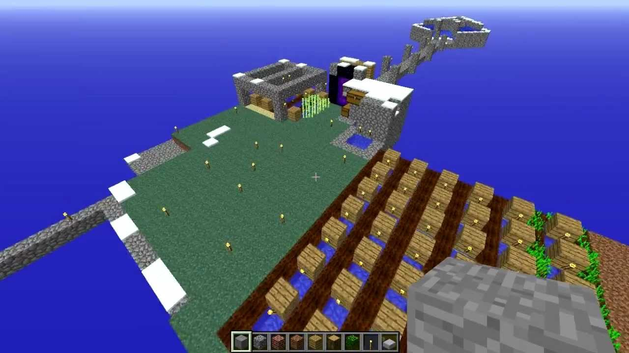 top 5 minecraft survival maps youtube