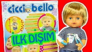 Cicciobello İlk Dişim - Evcilik Oyunu   EvcilikTV