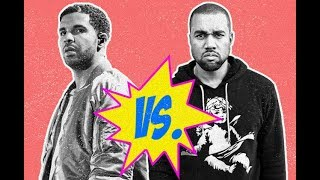 Atlantic Records A&R Says Kanye West Is Jealous & Insecure Of Drake, He Sent Pusha T To Destroy Him