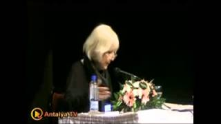 Banu Avar Antalya Konferans