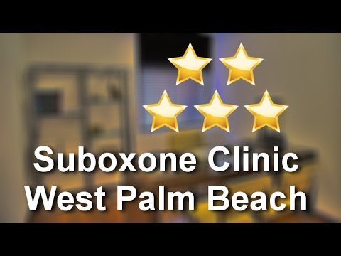 Suboxone Clinic West Palm Beach | Suboxone Doctors WPB, FL 844-285-0197