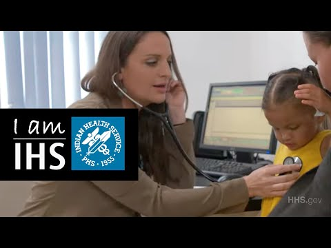 Dr. Amber Tincher's Indian Health Service Story | I Am IHS, Ep. 1