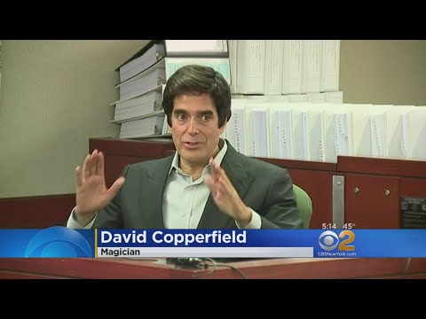 Court Tries To Make David Copperfield Reveal Magic Secrets