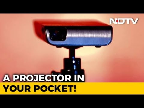 Projectors That Fit In Your Pocket