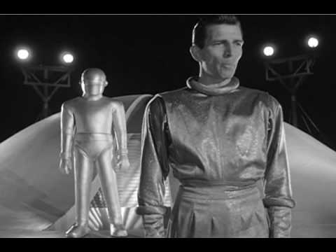 Backstory:  The Day The Earth Stood Still Part 2