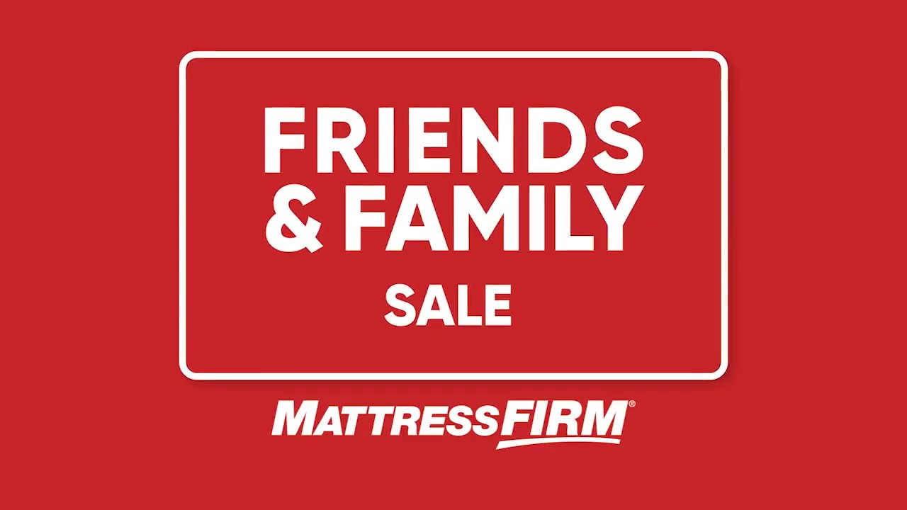 friends family sale youtube