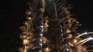 Burj Dubai / Kalifa - Open Ceremony