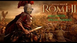 total war rome ii halloween special zombies