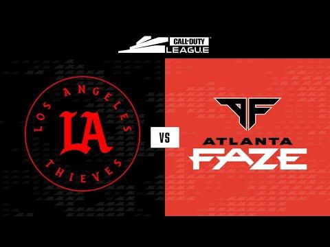 @LA Thieves vs @Atlanta FaZe  | Stage 2 Week 2 | Day 3