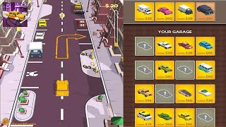 Drive and Park | Gameplay (iOS & Android)