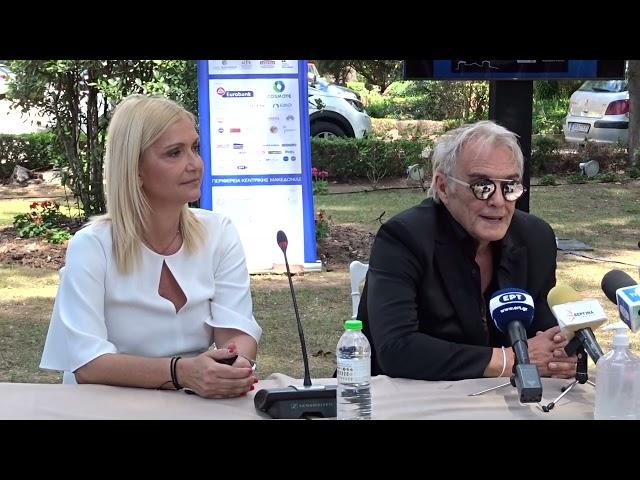 Νίκος Κολοβός - όπερα «Tosca» - Φεστιβάλ Επταπυργίου 2021 - StellasView.gr