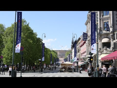 2017 Oslo Freedom Forum Recap