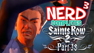 Nerd³ Completes... Saints Row 2 - 38 - A Boat Explosion