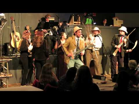 Hunting Tigers Out In India (Bonzo Dog Doo-Dah Band)- 3rd Annual Hunger Benefit Cabaret