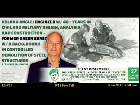 9/11 Free Fall 12/4/14: Roland Angle on 9/11 Truth's Importance for the Engineering Profession
