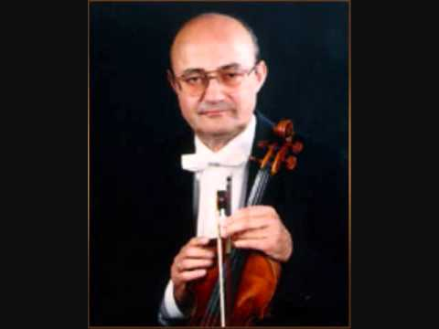 """Karl Suske """"Violin Concerto""""  Beethoven (2.Mov.)"""