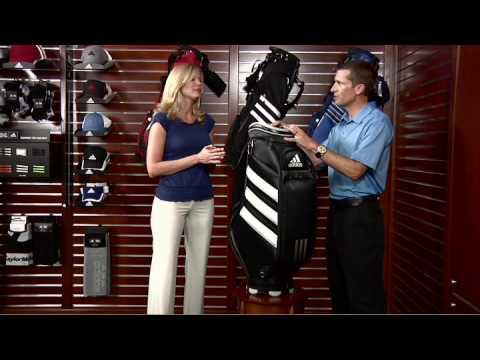 adidas Golf Tour aG Staff Bag Overview