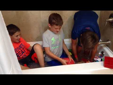 Orbeez Random Object Ice Bath Challenge | 250 Subscriber Special