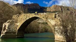 CATALUNYA RUTAS BTT: Volta al Pantà de Sant Llorenç de Montgai - Camarasa