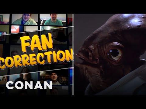 Fan Correction: Admiral Ackbar Isn't Pronounced Like That!