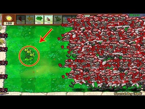 99999 Football Zombie vs Winter Melon Plants vs Zombies