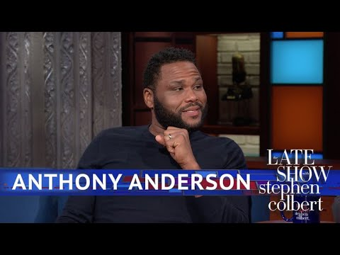 Anthony Anderson's Secret To Picking Winners At The Kentucky Derby