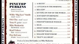 Pinetop Perkins - Heaven (Full Album)