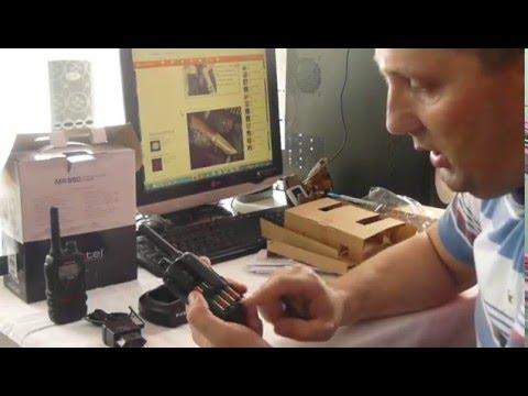 Обзор раций Voxtel MR950