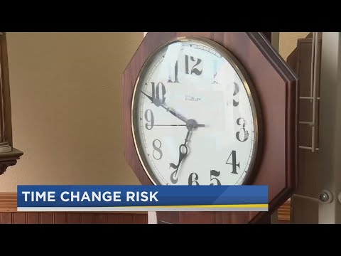 Martha Quinn - Wellness Shot: How To Keep Safe During Daylight Saving Time