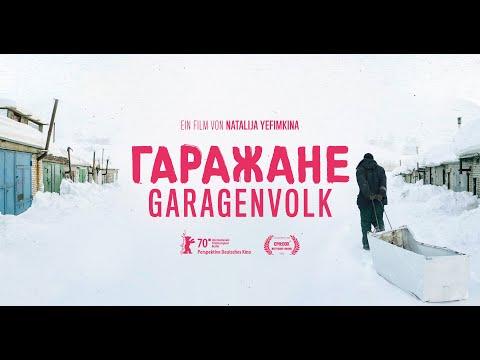 GARAGE PEOPLE | a film by Natalija Yefimkina | Trailer | International