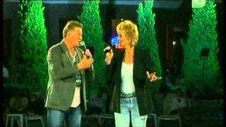 Jan Keizer & Anny Schilder ( ex BZN ) - Amor Amor - 01-12-2010 - Hart Voor Muziek in Turkije