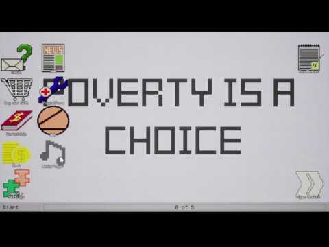 poverty is a choice