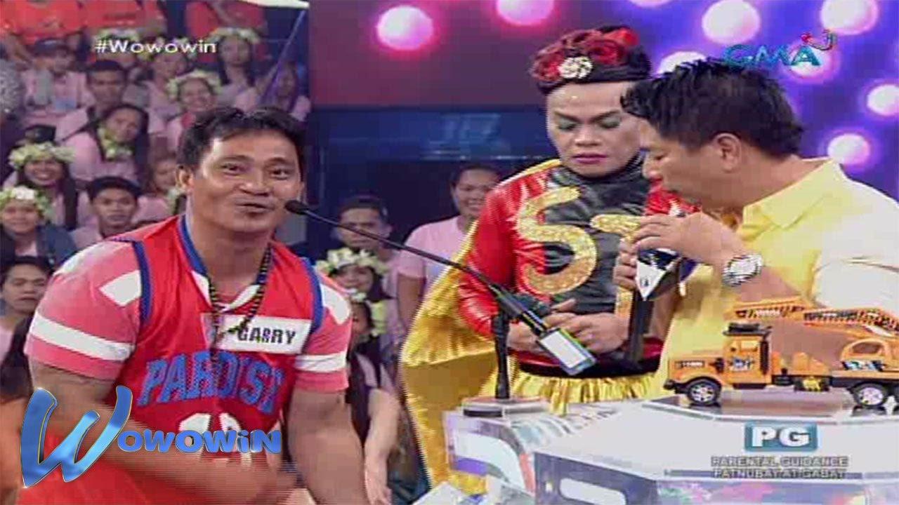 Wowowin: Tindero ng chichirya, good vibes lang para sa magandang kita