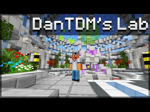 Building DanTDM's New Lab - Coming Soon!