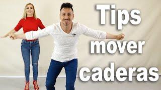 1.1 Como MOVER la CADERA en BACHATA | Tips para BAILAR BACHATA |  Alfonso y Mónica