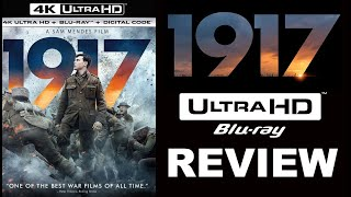 We review 1917 on 4k bluray in dolby atmos. buy here: itunes: https://bit.ly/2w3czaq bluray: https://amzn.to/2icmaxg steelbook: https://bit.ly/39anmko ===...