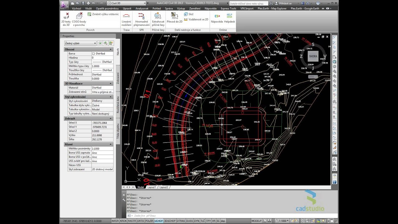 CAD Studio - Civil Tools