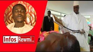 Les revelations surprenantes d&#39un ex-collaborateur de Yayah Jammeh