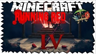 Minecraft RUNNING RED - #04 - Verzweiflung.. Der Tod schreitet fort   TheNodop
