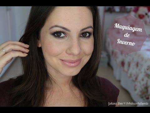 maquiagem-preta-e-marrom-|-smokey-eye-para-iniciantes