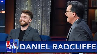 """""""Incredibly Fun"""" - Daniel Radcliffe On His Sexy Dance Scene In """"Miracle Workers"""""""