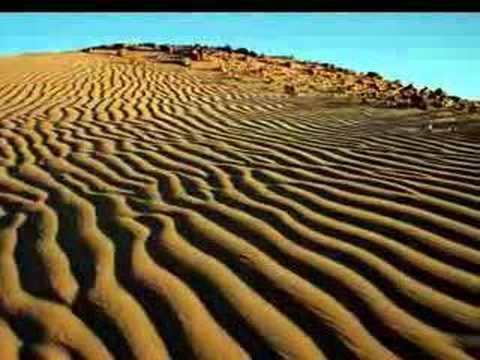 Desert of Tenere in Niger. Nicolas POSTAL. dec 05