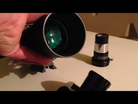 365 Astronomy 60mm Finder Guider