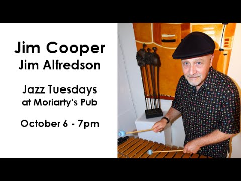 Jazz Tuesdays with Jim Cooper, Jim Alfredson, and Jeff Shoup (10/6/15)