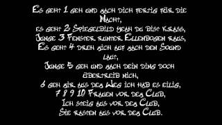 Fler - Spiegelbild (Lyrics).wmv