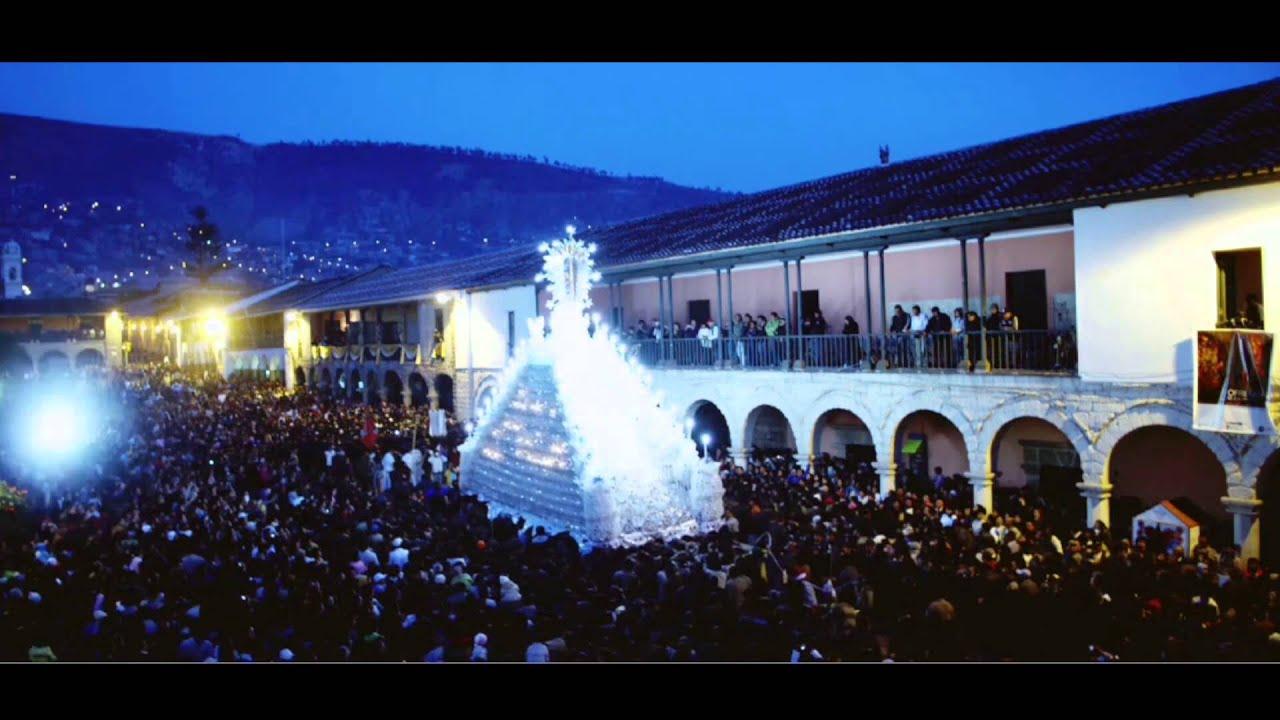 Semana Santa Ayacucho 2013 Youtube