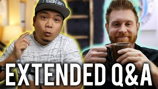 Extended ShipLife Q&A w Sean (from Coffee With Sean)