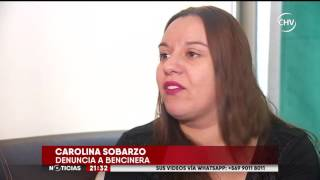 Denuncian a bencinera por combustible adulterado en Cerro Navia - CHV Noticias